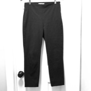 Everlane Work Pant Size 4 Ankle Black